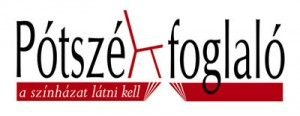 Pótszékfoglaló logo