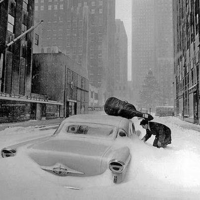 New York tél gitár