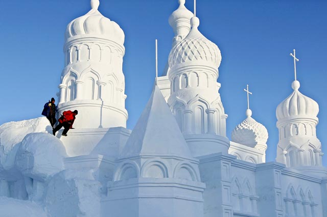 Harbin, Ice Snow Festival/forrás: web