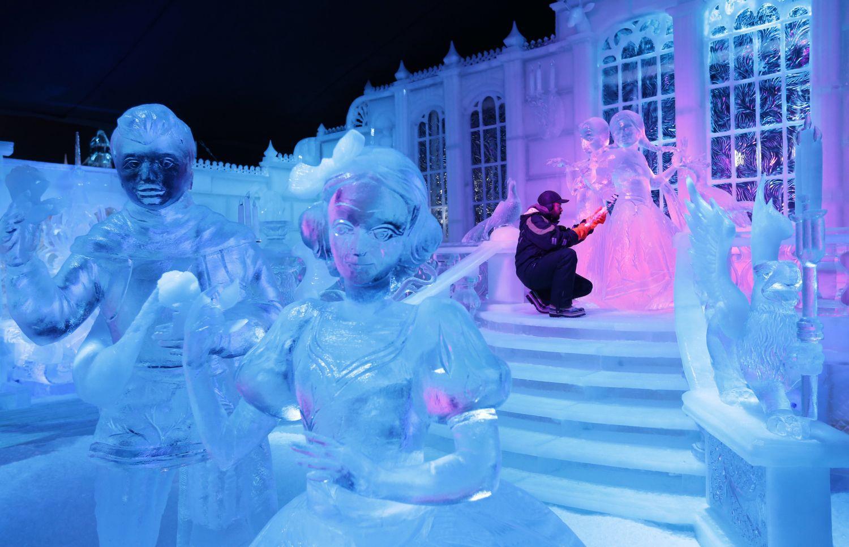 Harbin, Ice andSnow Festival/forrás: web