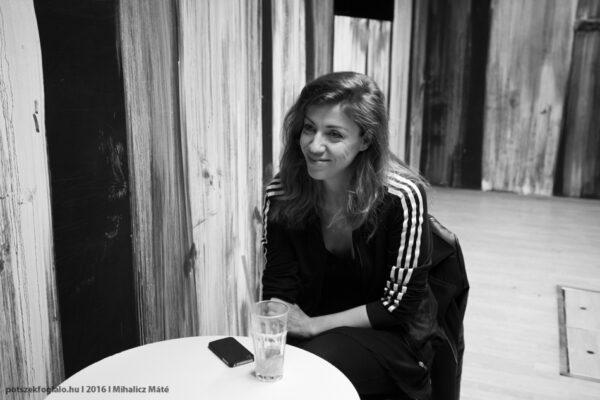 Csúcsra járatni a drámai szituációt – interjú Pass Andreával