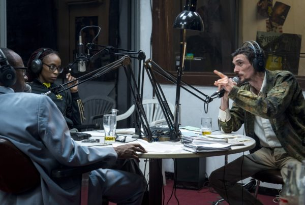 A gonosz a kalitkában – Milo Rau: Hate Radio
