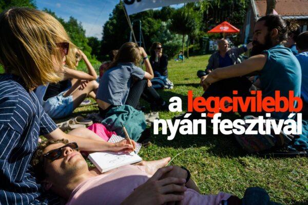 A kortárs kultúra legjava az idei Bánkitó Fesztiválon