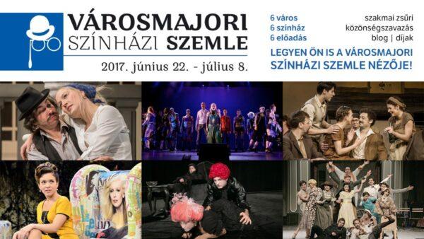 A Városmajori Színházi Szemlén a szabadkai Amadeus nyerte a legjobb előadás díját!