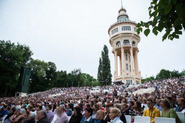 Virtuózok ünnepi koncertje augusztus 20-án a Margitszigeten