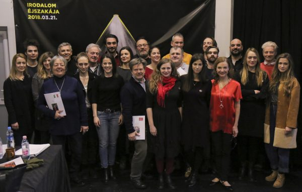 21-szer szerelem – Irodalom Éjszakája a Radnóti Színházban a tavaszi napfordulón!