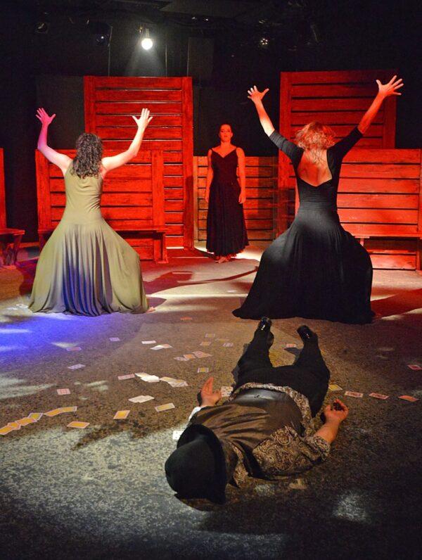 MOST FESZT 2018 – MOnodráma és STúdiószínházi FESZTivál