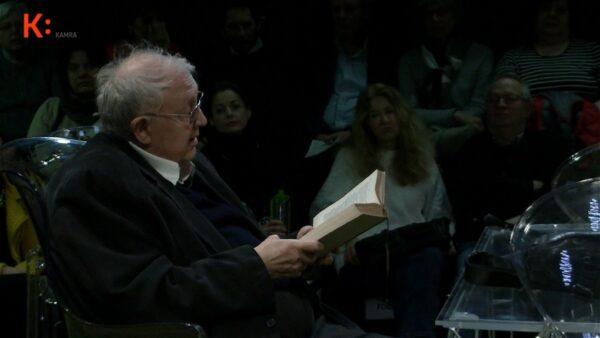 Spiró György: Széljegy – új bemutató a Katona Kamrájában