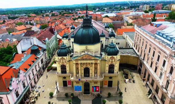 Néhány nap és kezdetét veszi: a 18. Pécsi Országos Színházi Találkozó – POSZT (2018. Június 7-16