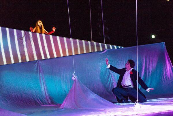 Elkezdődött a Nemzetközi Shakespeare Fesztivál Gyulán