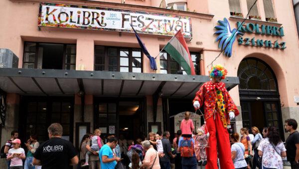 Idén is egész napos családi fesztivállal nyitja az évadot a Kolibri Színház!