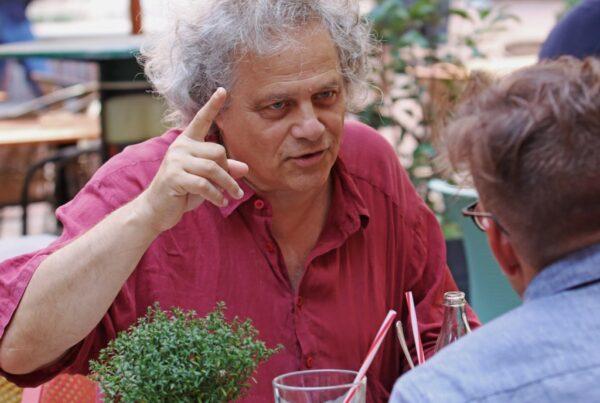 """""""Jó művek csak a belső szabadságból születhetnek – másból nem"""" – interjú"""